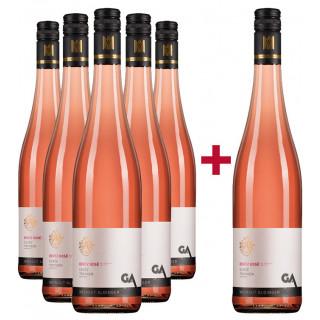 5+1 Cuvée rosé BENTZ-Paket