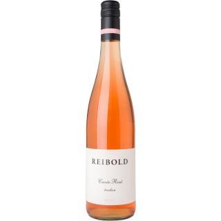 2017 Rosé Cuvée trocken - Weingut Reibold