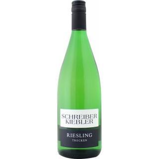 2019 Riesling trocken 1,0 L - Weingut Schreiber-Kiebler