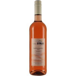 2020 Spätburgunder Rosé feinherb - Weingut Heiko Strub