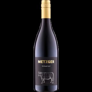 2016 Filet Schwarzer Magnum Trocken (1,5 L) - Weingut Metzger