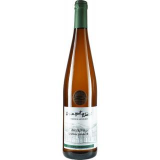 2016 Riesling Spätlese feinherb - Weingut Blöser