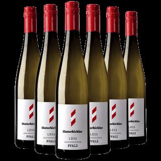 2017 Grauburgunder vom Löss Paket - Weingut Hinterbichler