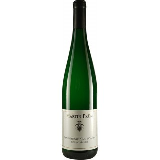 2018 Brauneberger Klostergarten Riesling Auslese edelsüß - Weingut Martin Prüm
