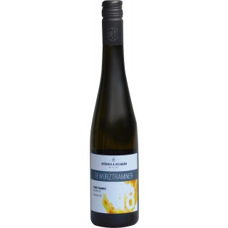 2018 Gewürztraminer lieblich 0,5 L - Weingut Brönner + Heilmann