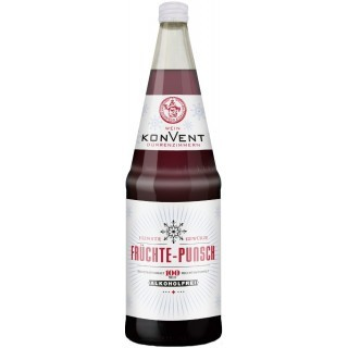 Früchte-Punsch - alkoholfrei- 1L - Weinkonvent Dürrenzimmern eG