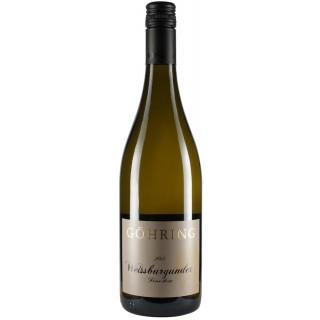 2018 Weißburgunder trocken - Weingut Göhring