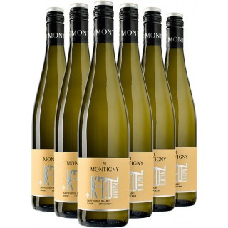 Paket Kreuznacher Sauvignon Blanc trocken - Weingut S. J. Montigny