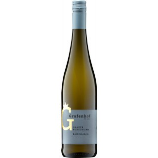2020 Grauer Burgunder GLANZSTÜCK halbtrocken - Weingut Grafenhof