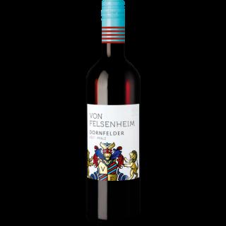 2017 Von Felsenheim Dornfelder - Weingut Vier Jahreszeiten