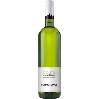 "2019 Cuvée Weiß ""Sommer Cuvée Weiß"" feinherb - Weingut Fried Baumgärtner"
