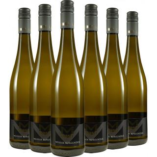 Weißer Burgunder 4+2 Paket