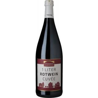 Cuvée Rot 1L trocken - Weingärtner Stromberg Zabergäu
