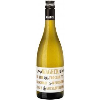 2016 Tertiär Chardonnay & Weissburgunder trocken - Weingut Wageck