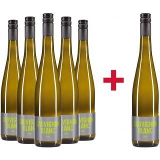 5+1 Sauvingon Blanc trocken Paket - Weingut Daniel Mattern
