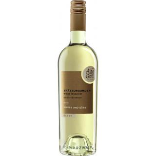 2018 Spätburgunder Weiß & Süß weiß gekeltert Qualitätswein - Alde Gott Winzer Schwarzwald