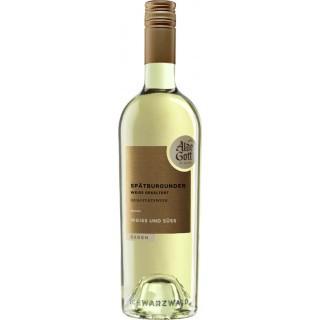 2019 Spätburgunder Weiß & Süß weiß gekeltert Qualitätswein - Alde Gott Winzer Schwarzwald