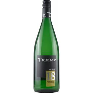 2018 Johannisberger Erntebringer Riesling restsüß 1L - Weingut Trenz