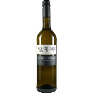 2017 Grauer Burgunder trocken - Weingut Schreiber-Kiebler