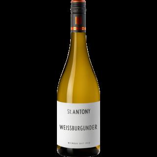 2019 St. Antony Weissburgunder BIO trocken - Weingut St. Antony