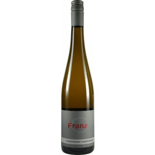 2017 Appennheimer Chardonnay QbA trocken - Weingut Franz