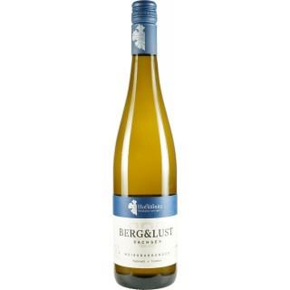 2017 BERG&LUST Weißburgunder trocken - Weingut Hoflößnitz