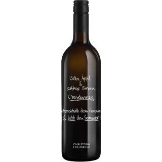 2018 Chardonnay BIO - Weingut Christoph Edelbauer