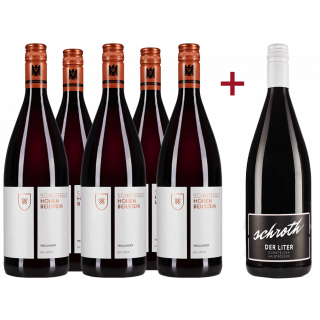 5+1 Liter Rotwein Favoriten Paket