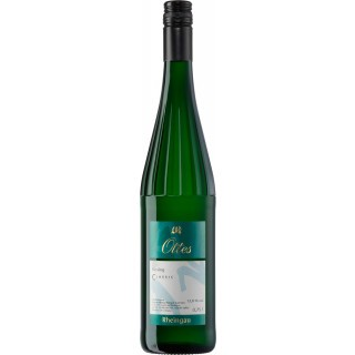 2014 Riesling Classic feinherb - Weingut Ottes