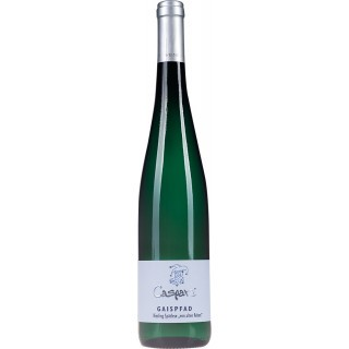 2016 Gaispfad Riesling Spätlese Alte Reben süß Bio - Weingut Caspari-Kappel