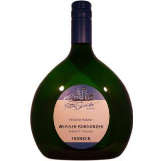 2010 Weißer Burgunder Kabinett Trocken - Weingut Markus Schneider