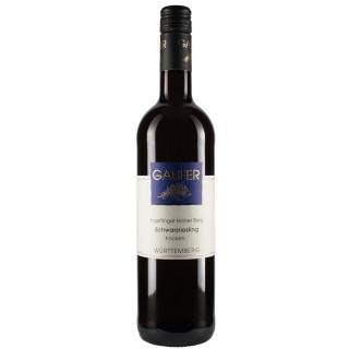 2018 Niederhaller Burgstall Pinot Meunier Geschmackvolles trocken - Weingut Gaufer