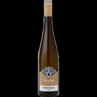 2018 Müller-Thurgau trocken BIO - Weingut Groebe am Bergkloster