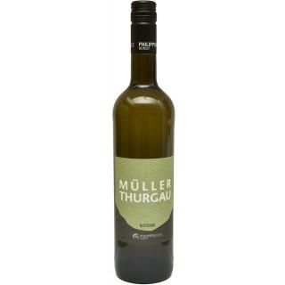 2019 Müller-Thurgau trocken - Weingut Philipps-Mühle