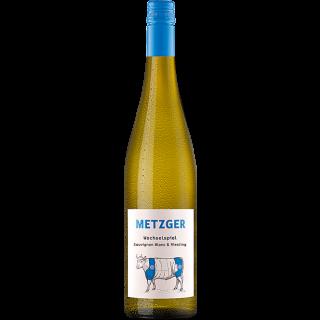 2017 Wechselspiel Sauvignon Blanc & Riesling Süß - Weingut Metzger