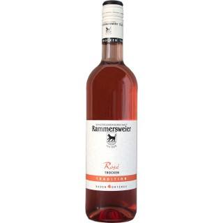 2017 Spätburgunder Rosé Tradition QbA trocken - Winzergenossenschaft Rammersweier