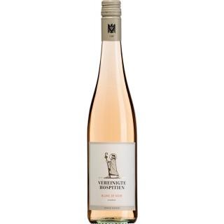 """2020 """"Blanc de Noir"""" VDP.Gutswein trocken - Weingut Vereinigte Hospitien"""