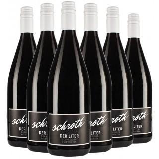 2017 Dornfelder Rotwein halbtrocken Paket - Weingut Michael Schroth