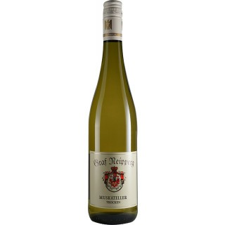 2019 Muskateller QbA trocken - Weingut Graf Neipperg
