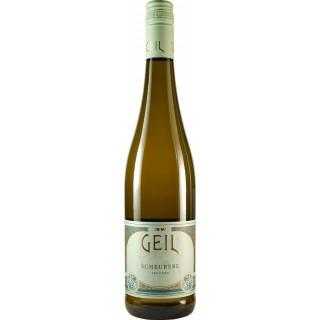 2018 Scheurebe trocken - Weingut Geil