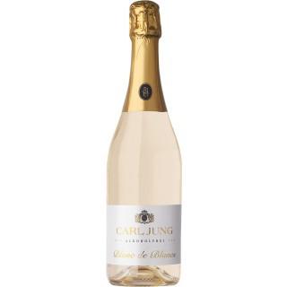 Blanc de Blancs Chardonnay Alkoholfrei (6 Flaschen) - Carl Jung