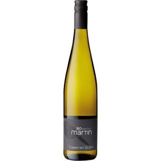 2018 Cabernet Blanc trocken - Bioweingut Martin