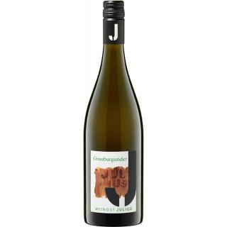 2020 Grauer Burgunder trocken - Weingut Julius