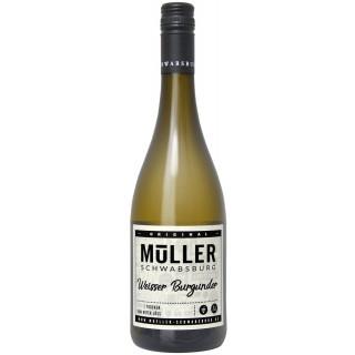 2019 Weißer Burgunder trocken - Weingut Schneider Müller