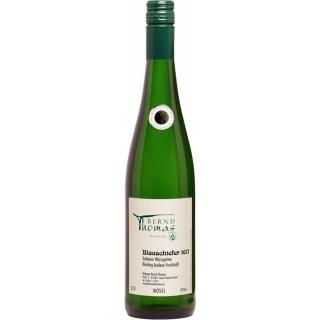 2018 Trabener Würzgarten Riesling Auslese edelsüß - Weingut Bernd Thomas