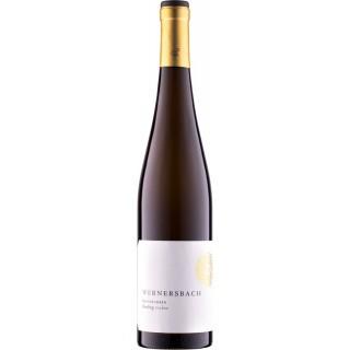 2017 Riesling Mondschein trocken - Weingut Wernersbach