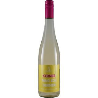 """2018 Kerner feinfruchtig """"Kerner trink ich gerner"""" - Familienweingut Dechent"""