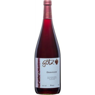 2019 Dornfelder feinherb 1L - Weingut Götz