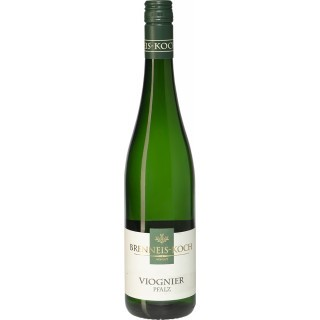 2019 Viognier Spätlese trocken - Weingut Brenneis-Koch