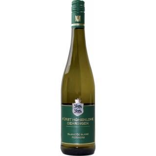 2018 Blanc de Blanc feinherb - VDP.Gutswein - Weingut Fürst Hohenlohe-Oehringen